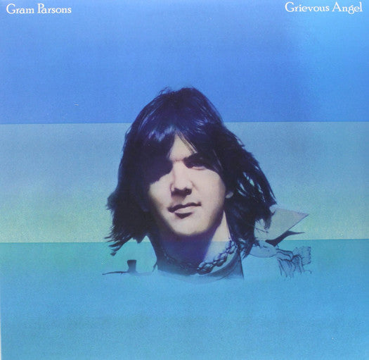GRAM PARSONS GRIEVOUS ANGEL LP VINYL NEW (US) 33RPM