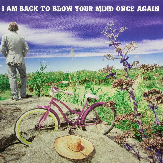 PETER BUCK AM BACK TO BLOW YOUR MIND ONCE AGAIN LP VINYL NEW (US) 33RPM