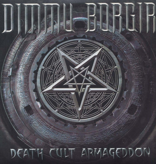 DIMMU BORGOR Death Cult Armageddon LP Vinyl NEW 2017