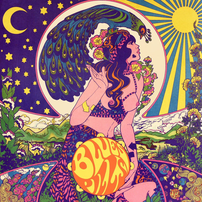 BLUES PILLS BLUES PILLS LP VINYL 33RPM NEW 2LP
