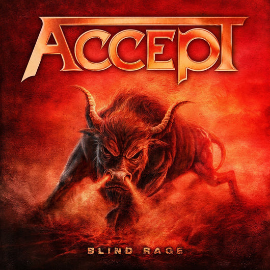 ACCEPT BLIND RAGE DOUBLE LP VINYL 33RPM NEW LIMITED EDITION