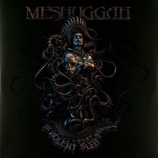 MESHUGGAH The Violent Sleep Of Reason 2LP Vinyl NEW 2016