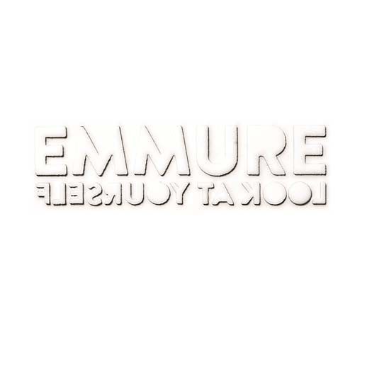 EMMURE Look At Yourself LP Vinyl NEW 2017