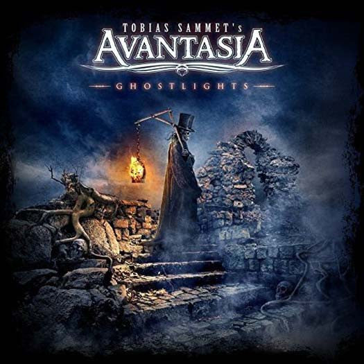 AVANTASIA GHOSTLIGHTS LP VINYL NEW 33RPM