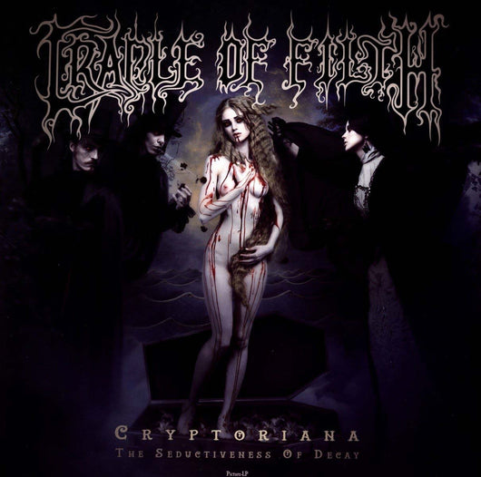 CRADLE OF FILTH The Seductiveness Of Decay 12