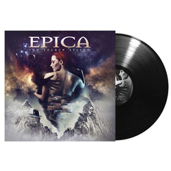 EPICA The Solace System LP Vinyl NEW PRE ORDER 01/09/17