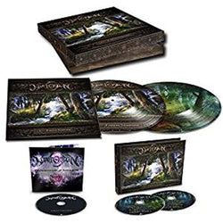 WINTERSUN The Forest Seasons LP Vinyl+CD Box Set NEW