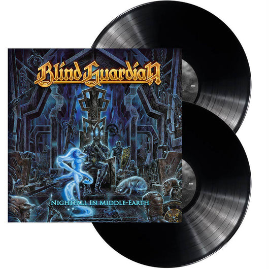 Blind Guardian Nightfall in Middle Earth Double Vinyl LP New 2018