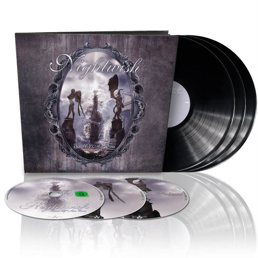 Nightwish End of an Era Boxset Triple Vinyl LP +Blu Ray +2CD New 2018