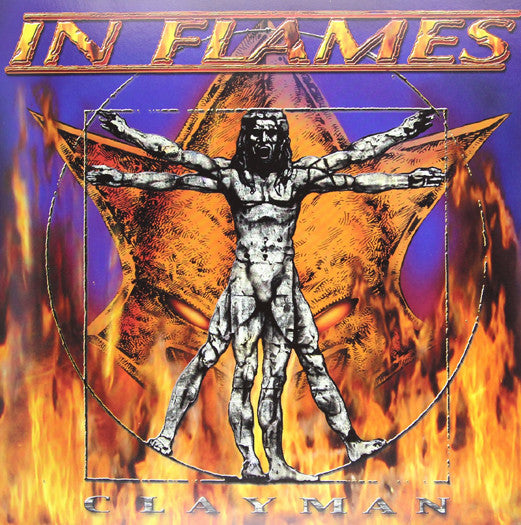 IN FLAMES CLAYMAN LP VINYL NEW (US) 33RPM on boat map, the stick of truth map, simons quest map, blaster master map, educational map, magic map, horror map, love map, zombies map, chess map, adventure map, fun map, the legend of zelda map, action map, coloring map, escape map, mighty bomb jack map, math map, batman map,