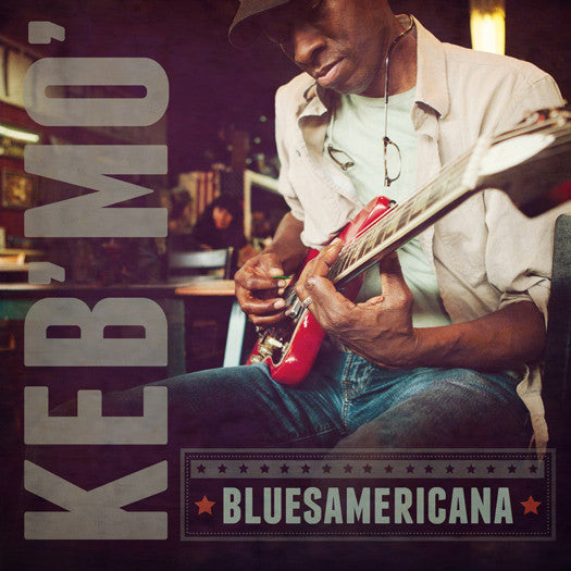 KEB MO BLUESAMERICANA LP VINYL NEW (US) 33RPM