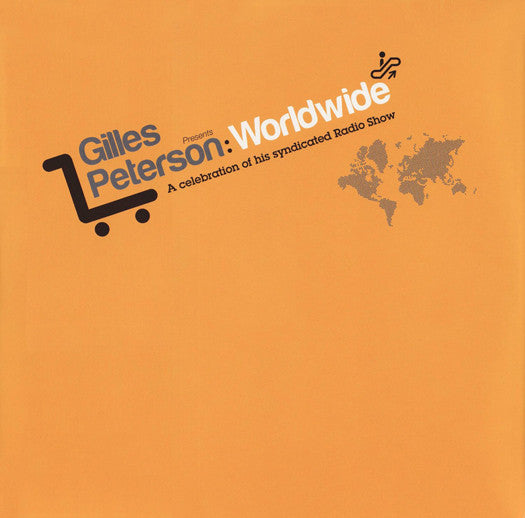 GILLES PETERSEN CELEBRATION OF HIS SYNDICATED RADIO LP VINYL NEW (US)