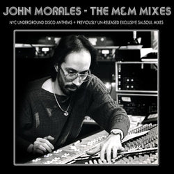 JOHN MORALES THE MANDM MIXES LP VINYL 33RPM NEW BOX SET