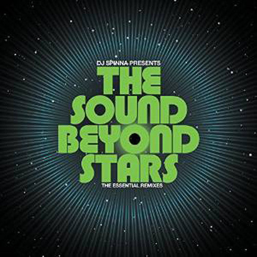 DJ SPINNA PRESENTS SOUND BEYOND STARS REMIXES LP VINYL NEW 33RPM