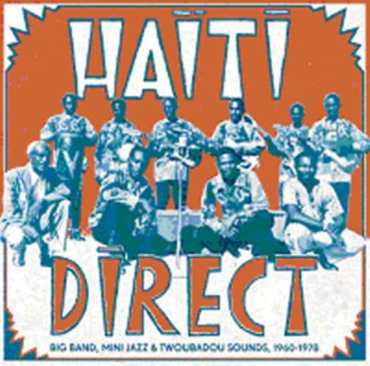HAITI DIRECT LP VINYL NEW 33RPM