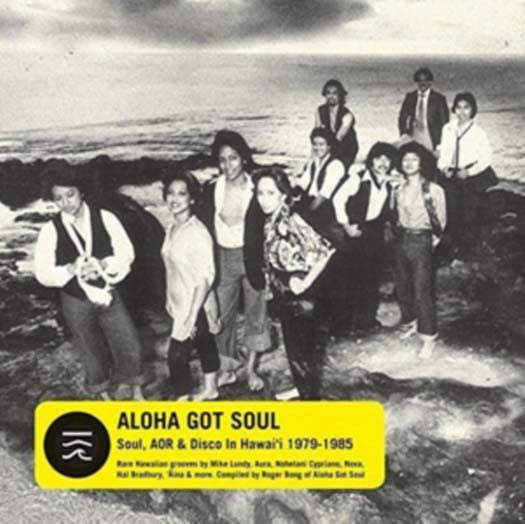 ALOHA GOT SOUL LP VINYL NEW 33RPM