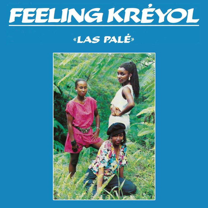 Feeling Kreyol Las Pale Vinyl LP New 2018