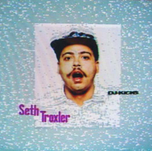 SETH TROXLER DJ-KICKS LP VINYL NEW 33RPM