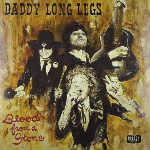 DADDY LONG LEGS BLOOD FROM A STONE LP VINYL NEW (US) 33RPM