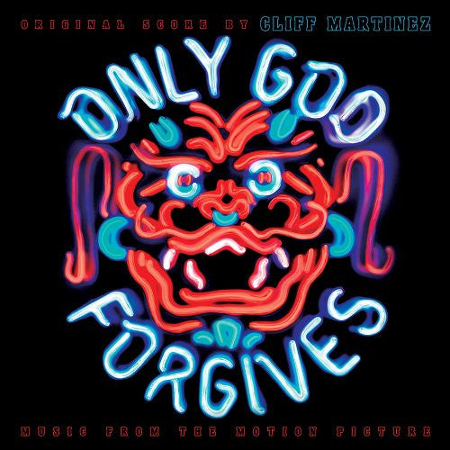 CLIFF MARTINEZ ONLY GOD FORGIVES LP VINYL 33RPM NEW