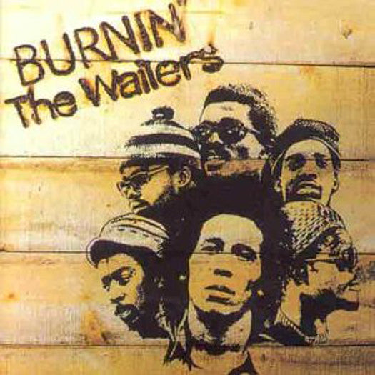 BOB MARLEY AND THE WAILERS THE WAILERS BURNIN LP VINYL 33RPM NEW