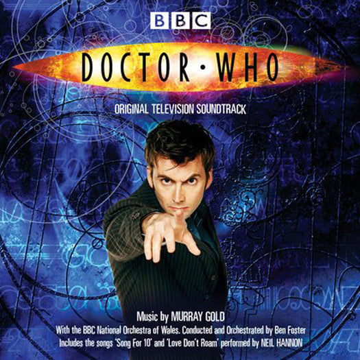 MURRAY AND GOLD DOCTOR WHO TELEVISION SOUNDTRACK LP VINYL NEW 33RPM