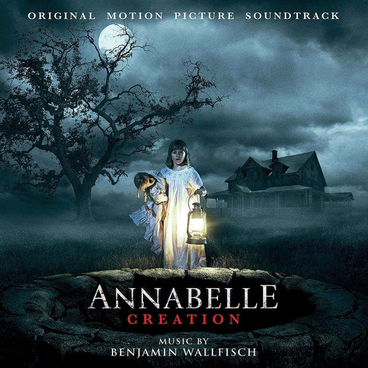 Annabelle Creation Soundtrack Vinyl LP Neu 2017