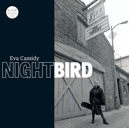 Eva Cassidy Nightbird LP Vinyl New