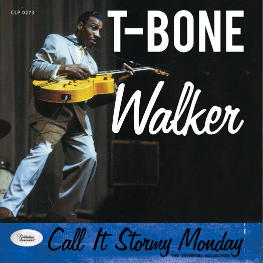 TBONE WALKER CALL IT STORMY MONDAY ESSENTIAL COLLECTION LP VINYL NEW (US)