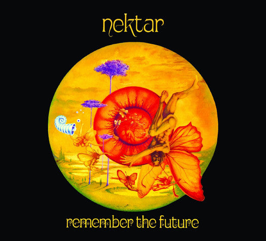 NEKTAR REMEMBER THE FUTURE LP VINYL NEW 33RPM