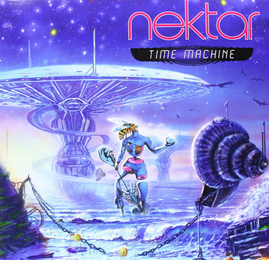 NEKTAR TIME MACHINE LP VINYL NEW 33RPM