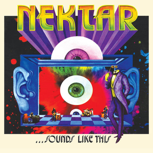 NEKTAR SOUNDS LIKE THIS LP VINYL NEW 33RPM
