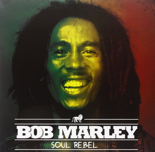 BOB MARLEY SOUL REBEL DOUBLE LP VINYL NEW 33RPM LIMITED EDITION