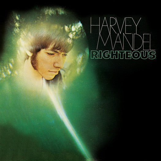 HARVEY MANDEL RIGHTEOUS LP VINYL NEW 33RPM REMASTERED