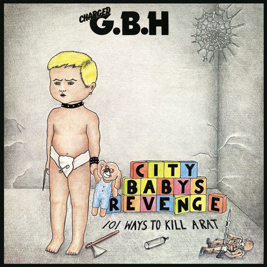 GBH CITY BABYS REVENGE LP VINYL NEW 33RPM