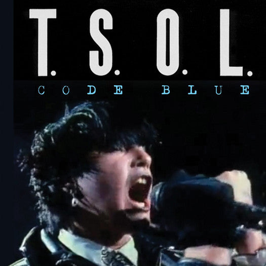 TSOL CODE BLUE LP VINYL NEW 33RPM 2014