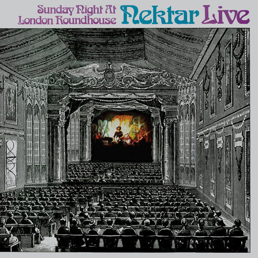 NEKTAR SUNDAY NIGHT AT LONDON ROUNDHOUSE LP VINYL NEW 33RPM 2014