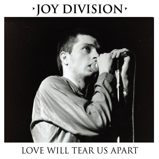 JOY DIVISION LOVE WILL TEAR US APART 7 INCH VINYL SINGLE NEW 45RPM