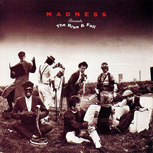 MADNESS RISE & FALL LP VINYL NEW (US) 33RPM
