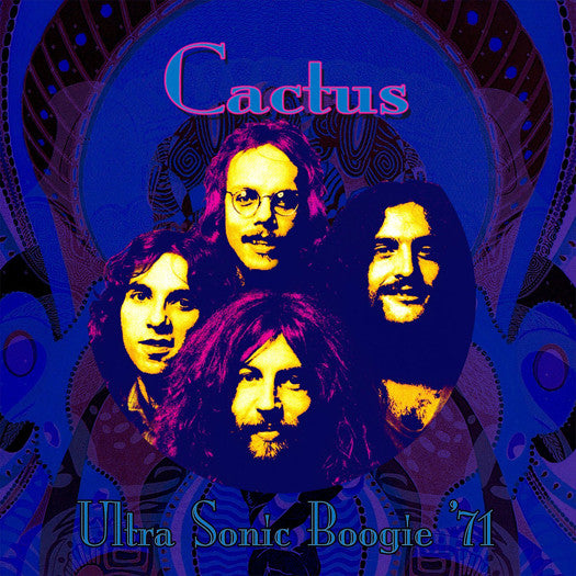 CACTUS ULTRA SONIC BOOGIE 1971 DOUBLE LP VINYL NEW 33RPM