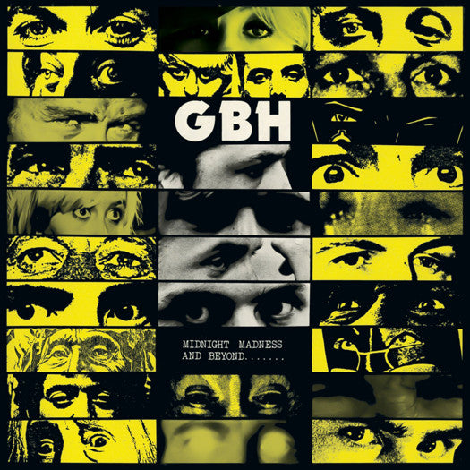 GBH MIDNIGHT MADNESS AND BEYOND LP VINYL NEW 33RPM