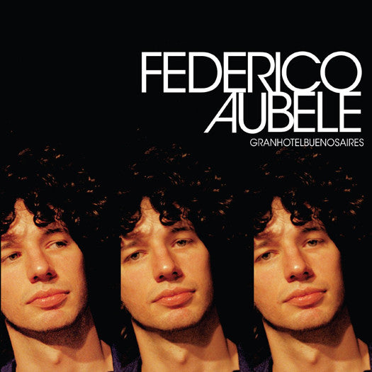 FEDERICO AUEBELE GRAN HOTEL BUENOS AIRES LP VINYL NEW (US) 33RPM