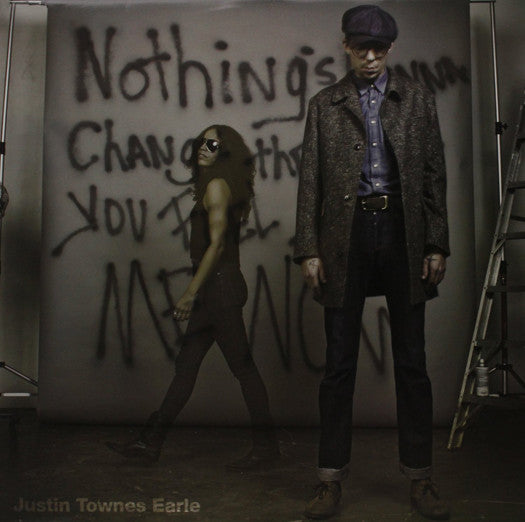 JUSTIN TOWNES EARLE NOTHINGS GOING CHANGE WAY YOU FEEL LP VINYL NEW