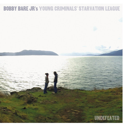 BOBBY JR BARE UNDEFEATED LP VINYL NEW (US) 33RPM