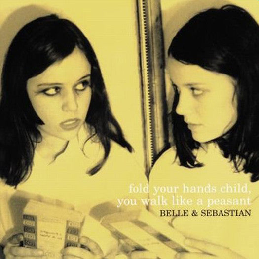 BELLE & SEBASTIAN FOLD YOUR HANDS CHILD LP VINYL NEW (US) 33RPM