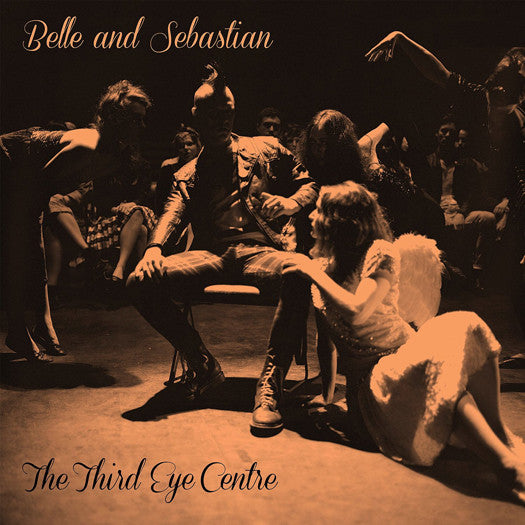 BELLE & SEBASTIAN THIRD EYE CENTRE LP VINYL NEW (US) 33RPM