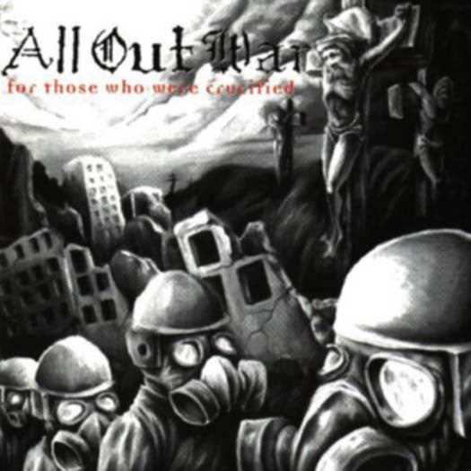 ALL OUT WAR FOR THOSE WHO WERE CRUCIFIED LP VINYL NEW