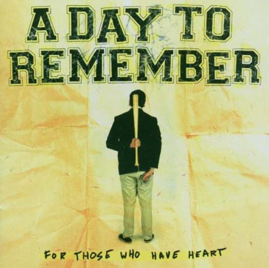 A DAY TO REMEMBER FOR THOSE WHO HAVE HEART LP VINYL NEW 33RPM PICTURE DISC