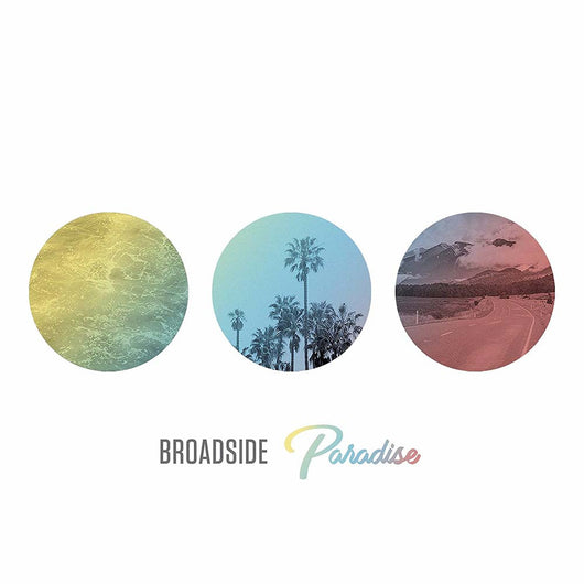 BROADSIDE Paradise LP Vinyl NEW