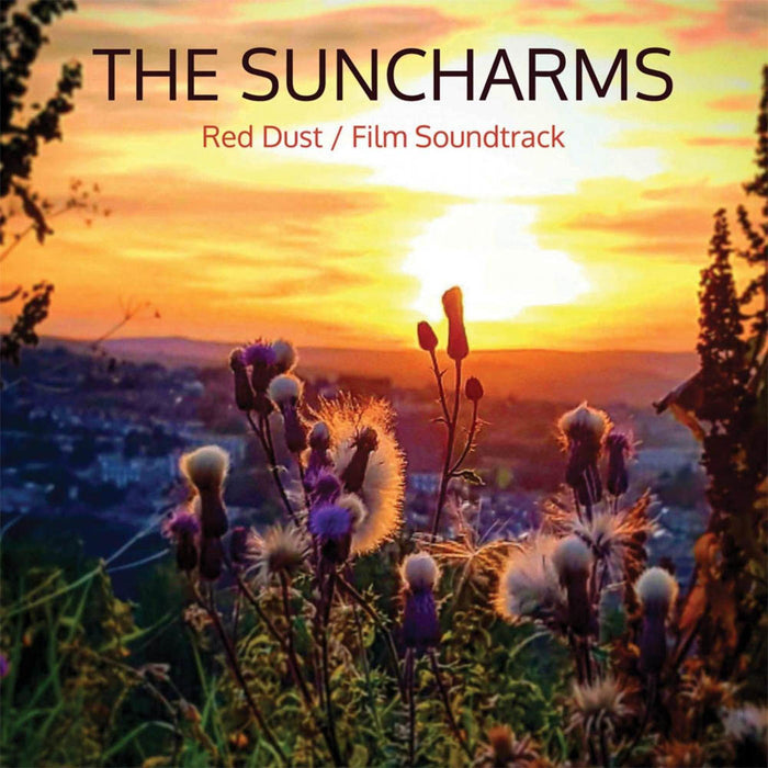 "The Suncharms Red Dust 7"" Vinyl Single New 2018"